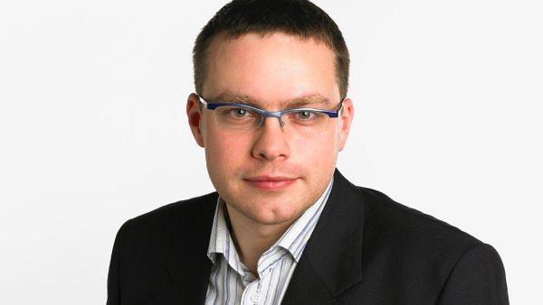 Miloš Růžička, spolumajitel Bison & Rose