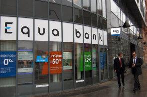 Equa bank je v zisku od roku 2016.