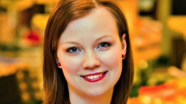 Barbora Vanko, manažerka externí komunikace a tisková mluvčí obchodního řetězce Albert