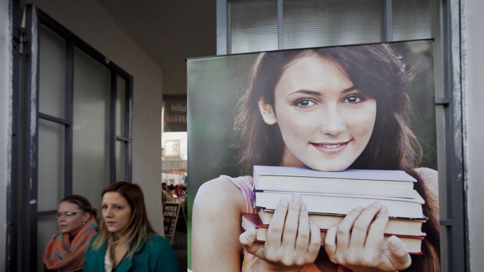 Archivní snímek z veletrhu Svět knihy z roku 2014.