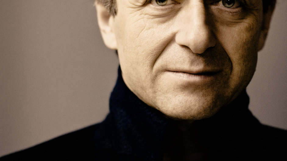 Dirigent Iván Fischer působí u Budapest Festival Orchestra od roku 1983.