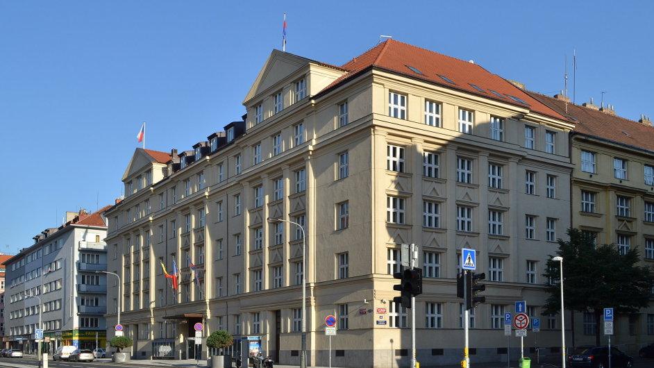 Radnice Prahy 6, Československé armády 23, Praha 6. Architekt Alois Krofta