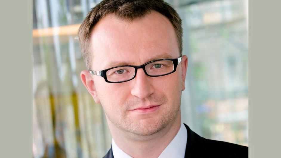 Martin Diviš, partner v oddělení Daňových a právních služeb PwC ČR