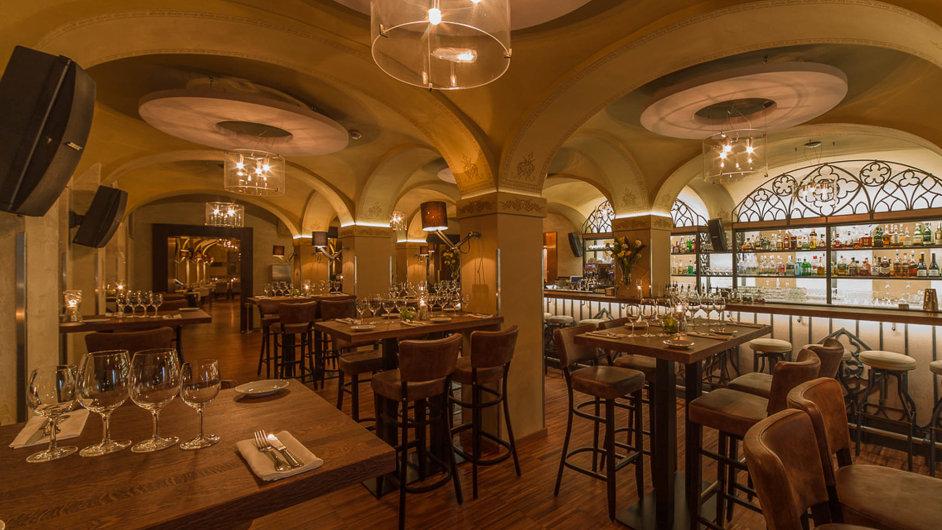 Pražská restaurace Hegertova cihelna v novém kabátě.