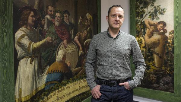 Pavel Kadlec, ředitel Granette & Starorežná Destilleries