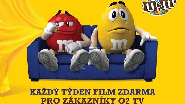 M&M's spouští novou kampaň. Zaměří se na zážitky ze sledování filmů