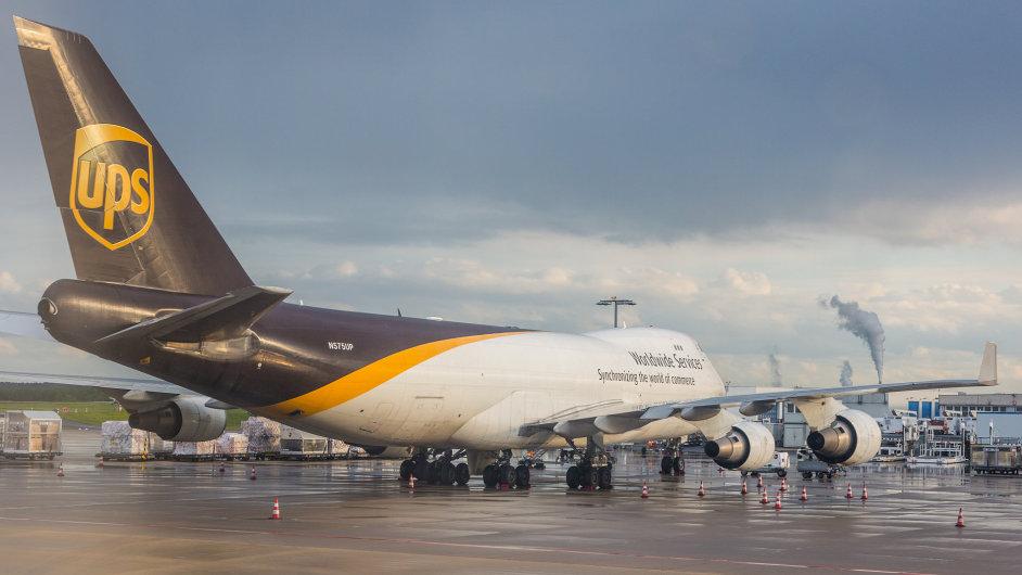 Letadla UPS mohou nově přepravovat 400 nových nebezpečných komodit.