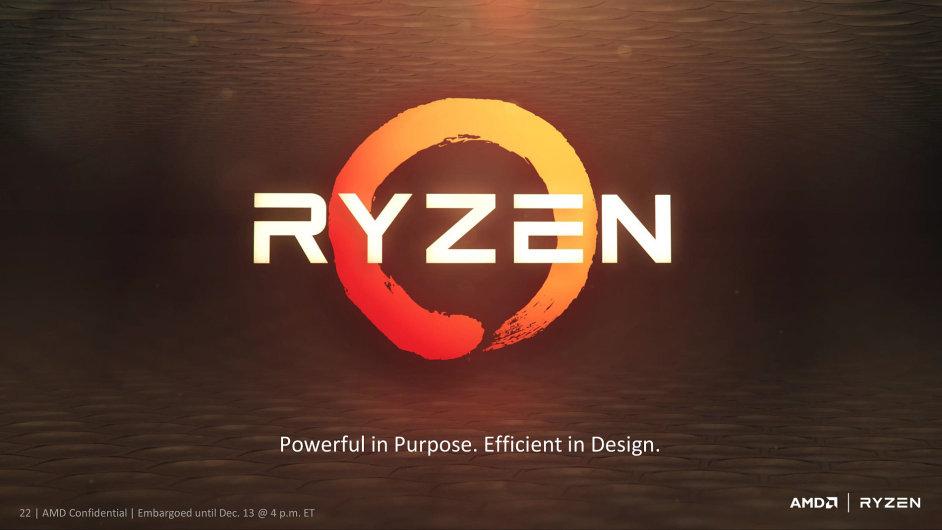 Nové procesory AMD Ryzen slibují konkurenci pro Intel