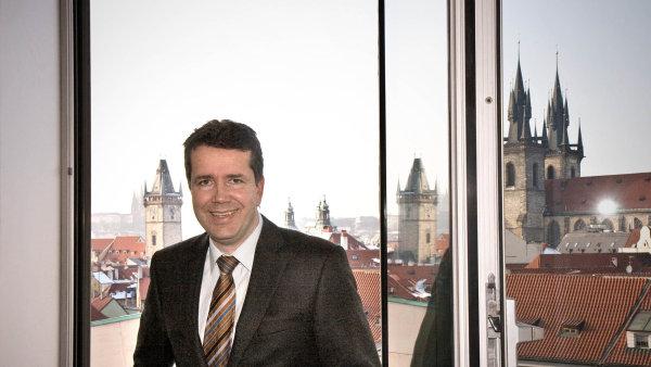 Právníci kanceláře bpv Braun Partners pomáhali společnosti Unilabs při koupi laboratoří vČesku anaSlovensku.Skupinu vedl managing partner Arthur Braun (na snímku).