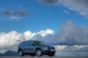 Autem roku 2017 se stala Škoda Kodiaq. Zvítězila nad Volkswagenem Tiguan nebo Volvem V90