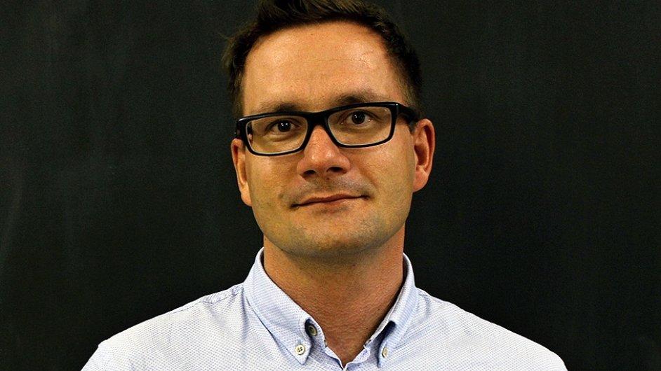 Radek Domín, CTO (Chief Technology Officer) společnosti Storyous