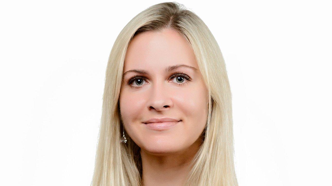Blanka Bumbálková, vedoucí Oddělení komunikace Českého rozhlasu