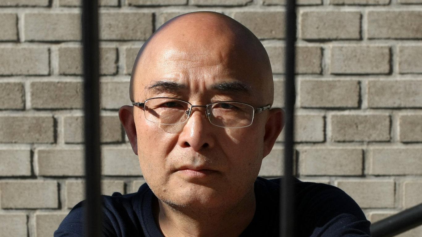 Jedním z hostů veletrhu bude čínský spisovatel Liao I-Wu.