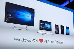 Microsoft se probudil a na podzim vydá Windows 10 s funkcemi, které budou závidět i applisté
