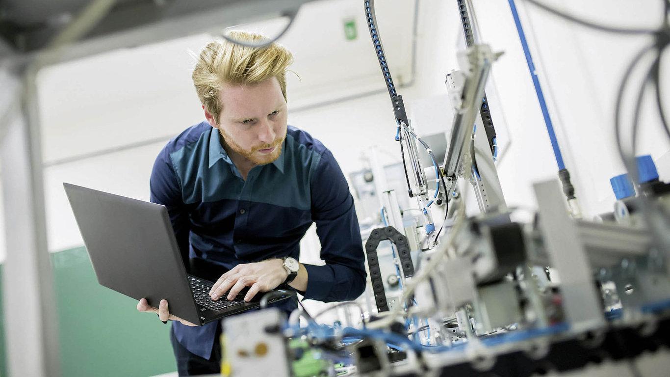 Technologické inovace mění zaběhlé výrobní postupy