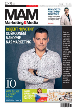 Marketing & Media 32-33/2017