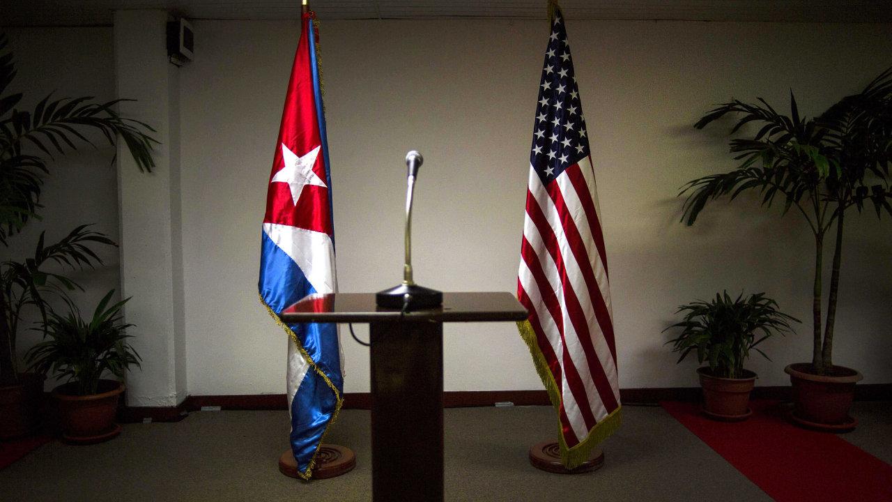 USA a Kuba jsou na cestě k normalizaci společných vztahů.