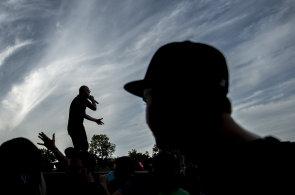 Začal festival Hip Hop Kemp. Vystoupil Vladimir 518, přijelo již zhruba 10 tisíc lidí