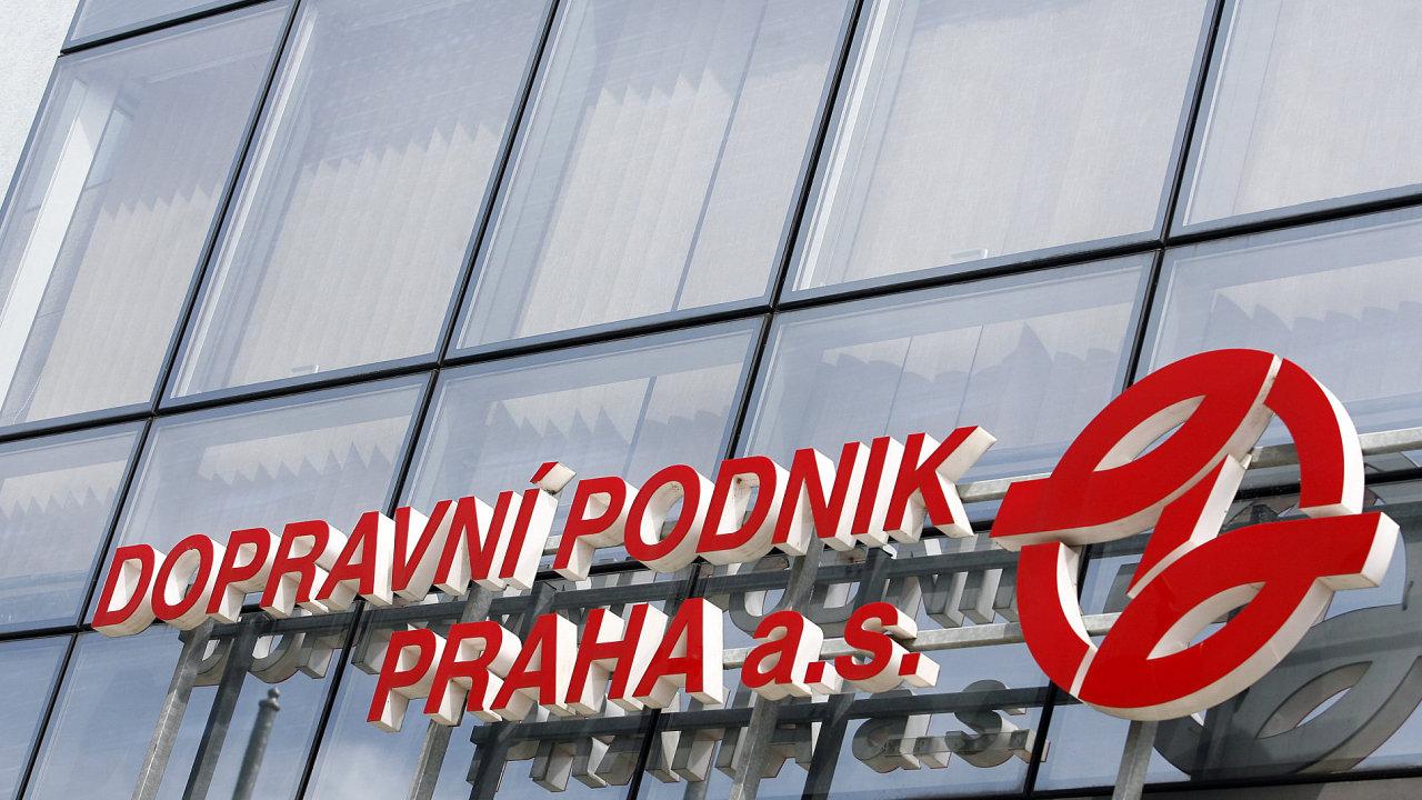 Dopravní podnik Praha a. s.