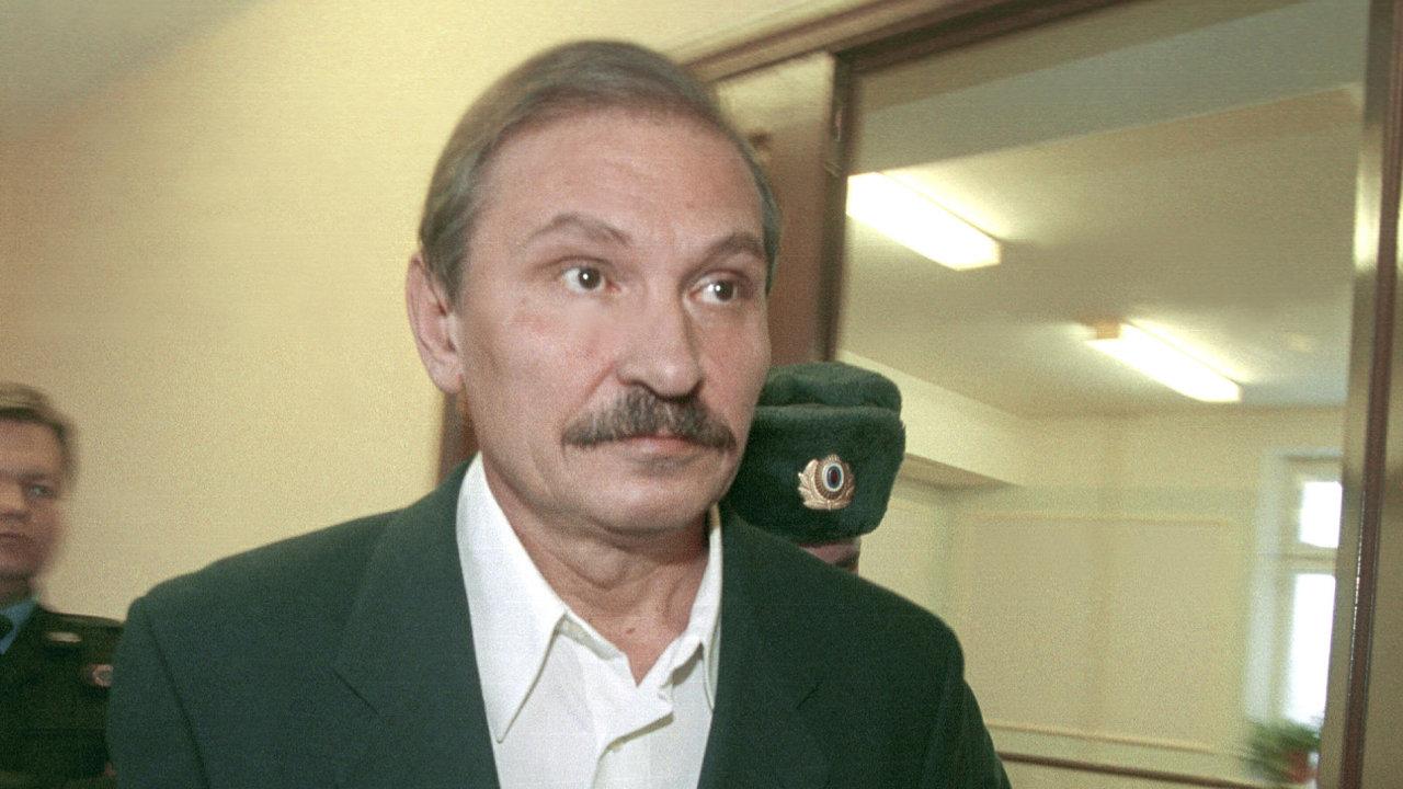 Nikolaj Gluškov.