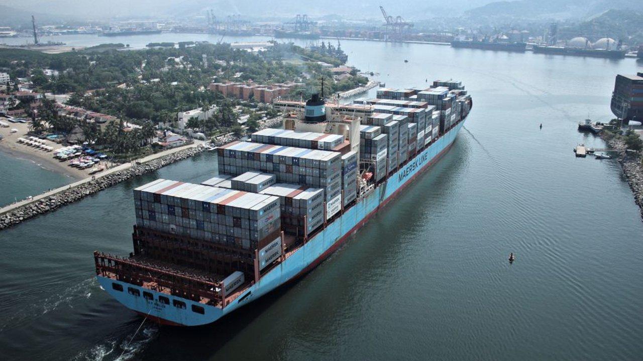 Blockchain bude podle společnosti Maersk znamenat revoluci v dodavatelských řetězcích.