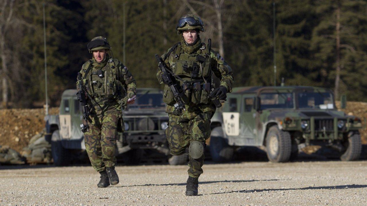 Armáda - Ilustrační foto.
