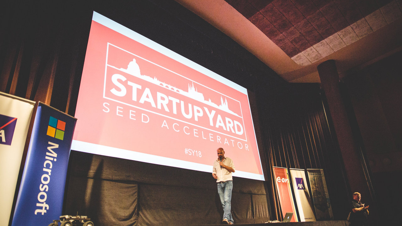 Demo Day 9. akceleračního kola StartupYardu