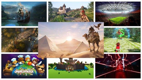 Nejlepší videohry na prázdniny