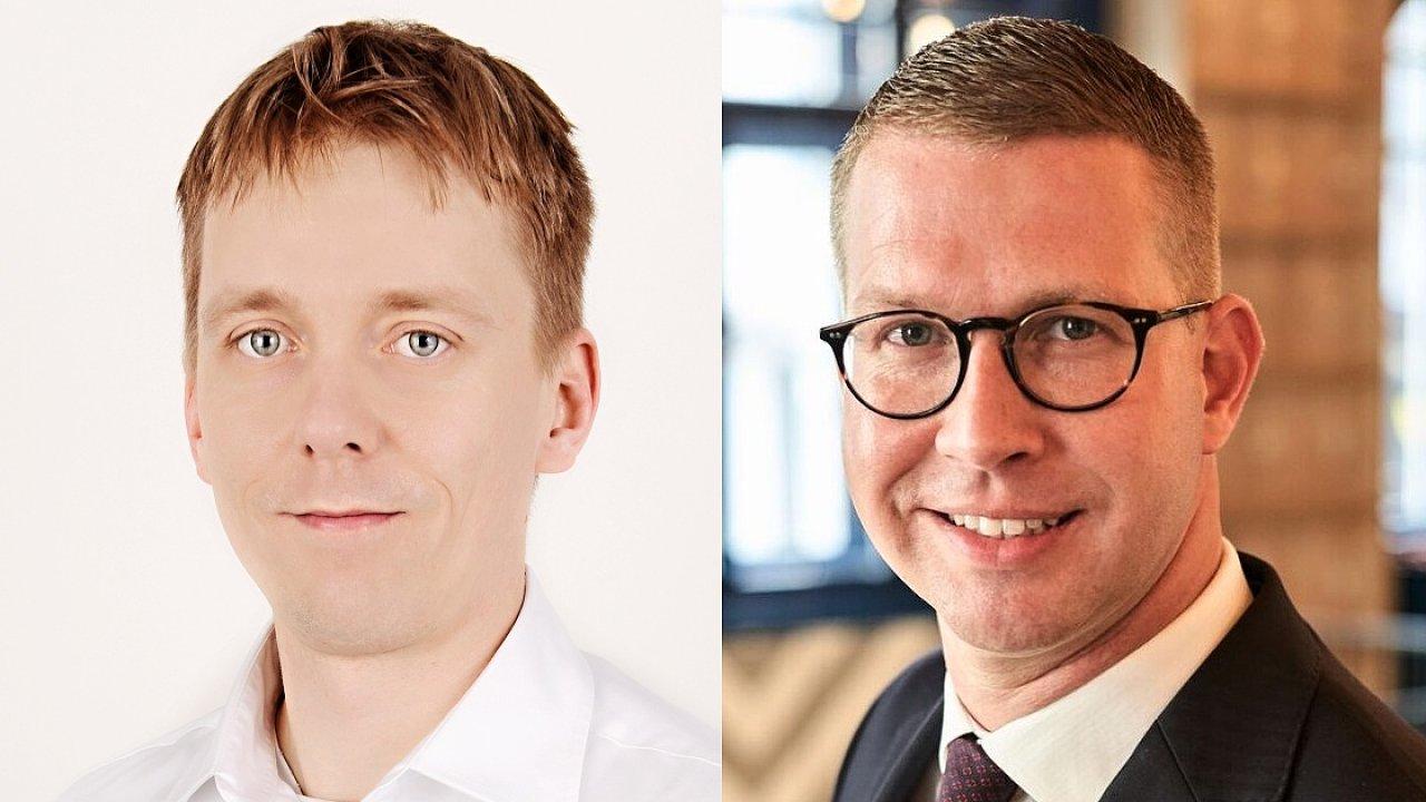 Jaroslav Tajbr a Jiří Besser, advokátní kancelář Squire Patton Boggs