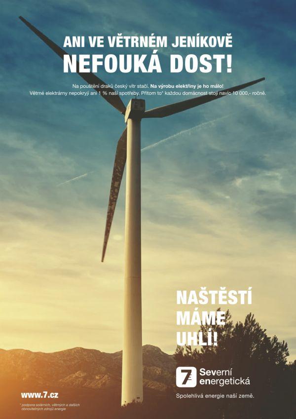 Kampaň Severočeské energetické