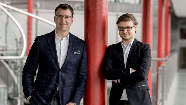 Adastra získala 50% podíl v kreativní agentuře Proboston. (Pavel Kysela a Filip Líbal)