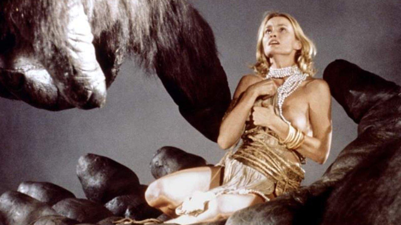 King Kong má v sobě sexuální pnutí. Z dnešního pohledu působí až perverzně.