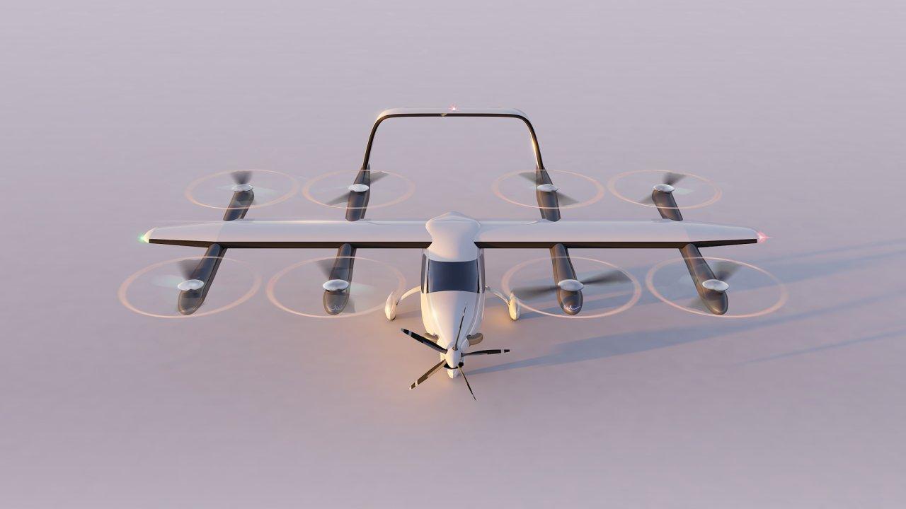 Zuri, Češi vymysleli elektrické letadlo, které se obejde i bez pilota.