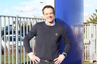 Gustav Margard, nový šéf české pobočky Volvo Group