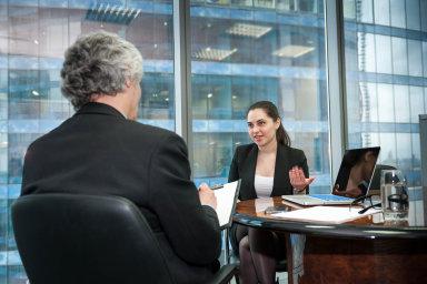 Přijímat nové zaměstnance plánuje podle průzkumu pět procent zaměstnavatelů - Ilustrační foto.