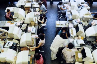 Některé IT systémy, které používají centrální úřady, jsou vysloveně archaické. Přesto za ně stát platí nemalé peníze.