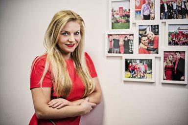 Velké plány Simony Kijonkové: Zásilkovna bude mít letos 2500 boxů, po Lidlu se spojila i s CPI Radovana Vítka