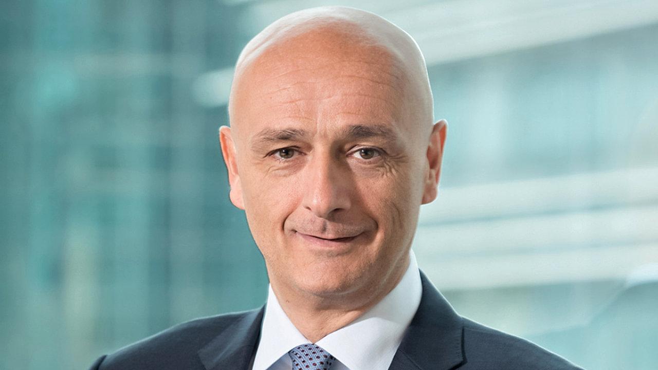 Edoardo Podestá, COO Air & Sea Logistics společnosti DACHSER