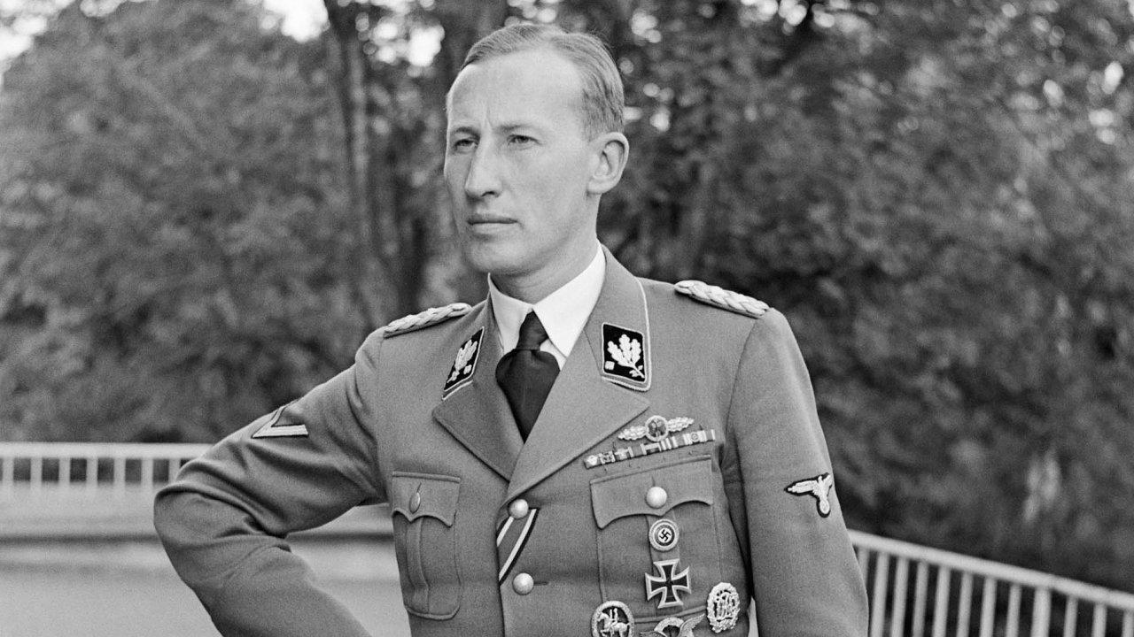Reinhard Heydrich měl po otci jednou převzít hallskou konzervatoř.