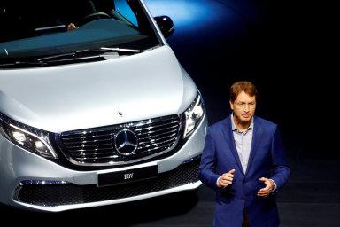 Poradíme si sami. Šéf koncernu Daimler Ola Källenius říká, že žádnou státní pomoc jeho firma nepotřebuje.