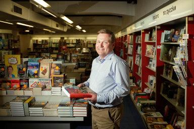 """""""Nikdo netušil, že výjimečný stav bude trvat měsíc apůl. Chtěli jsme devět milionů, což odpovídalo avizovanému uzavření obchodů nadeset dní,"""" říká Jan Kanzelsberger mladší."""