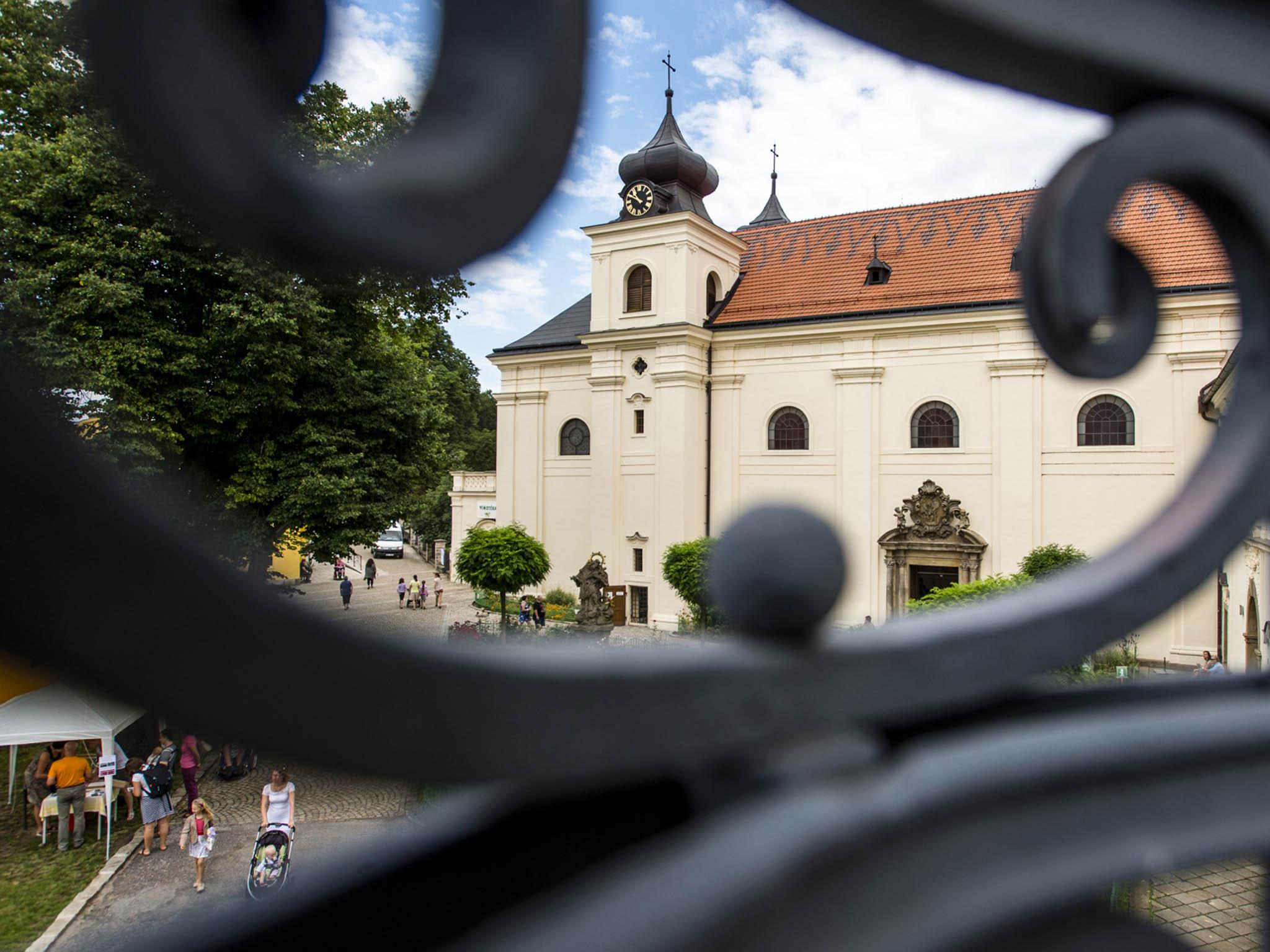 Domov sv. Josefa před koronavirem.