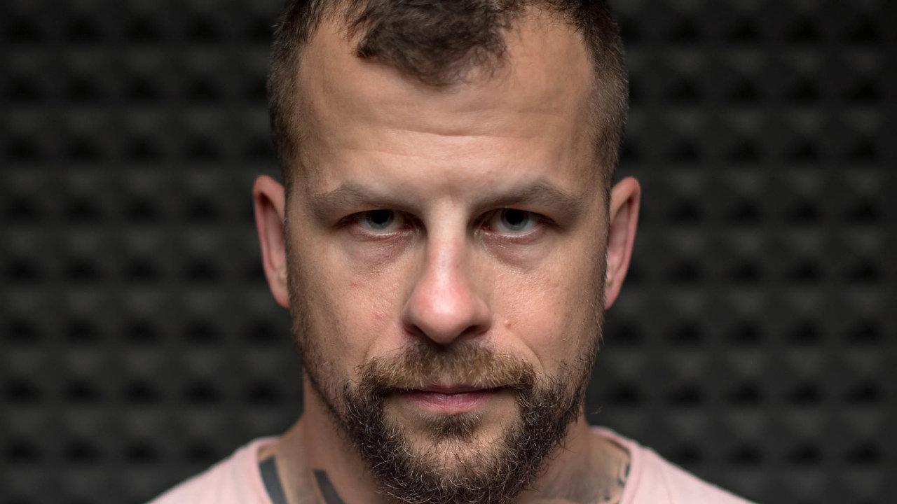 Otakar Petřina alias Marpo mění českou rapovou scénu.
