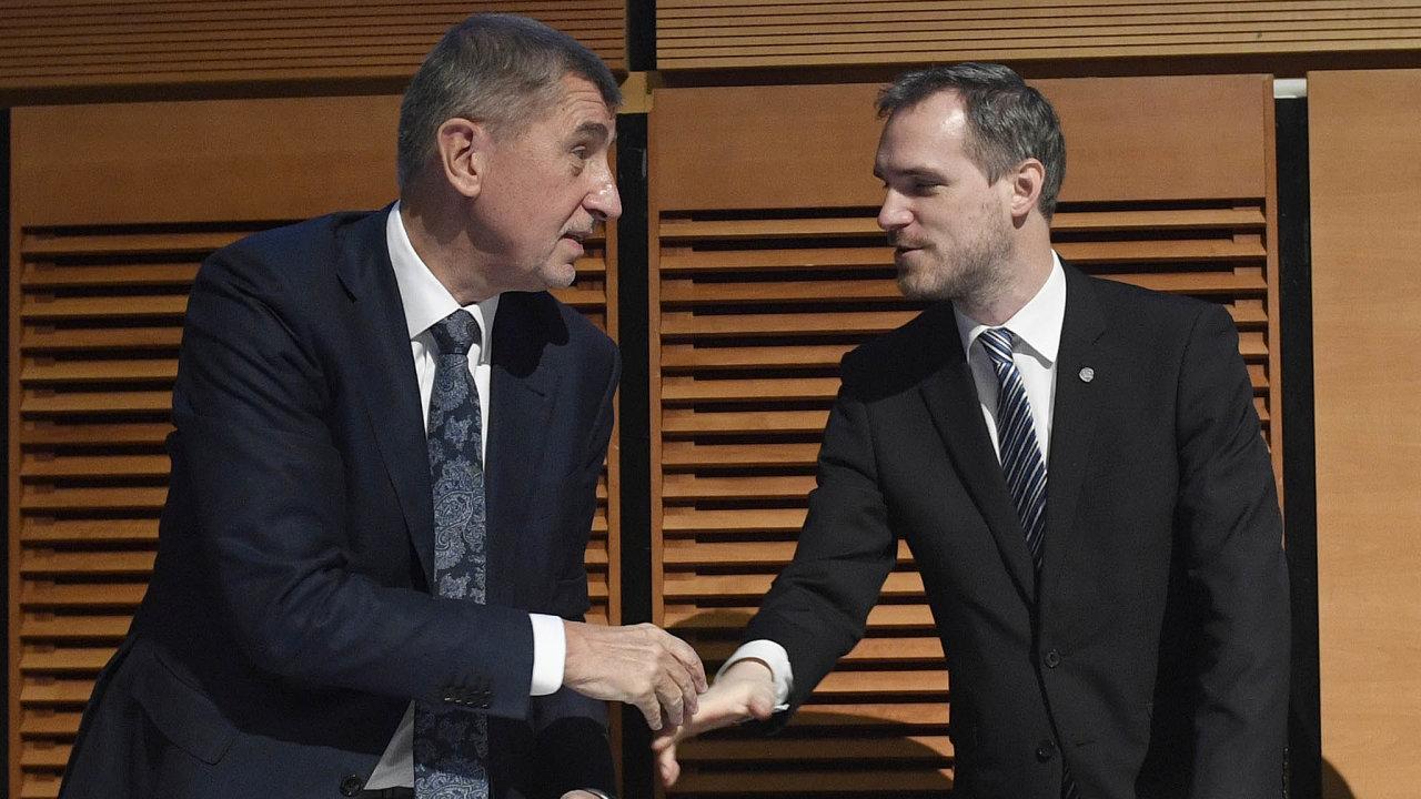 Ve čtvrtek se premiér Andrej Babiš (ANO) domluvil sprimátorem Zdeňkem Hřibem (Piráti) nasměně pozemků vpražských Letňanech.