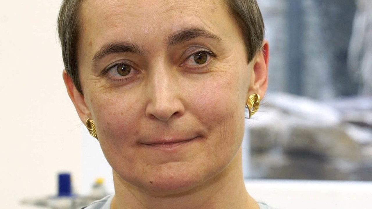 Mezi nominovanými namedaili Zazásluhy je také mikrobioložka Soňa Peková.
