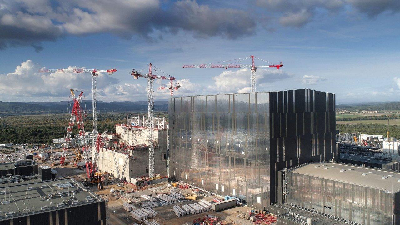 Mezinárodní termonukleární experimentální reaktor, ITER, Cadarache, Francie