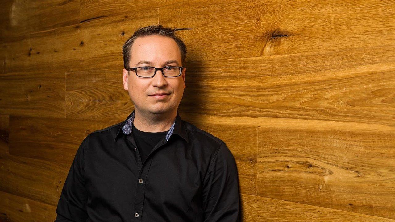 Thomas Stovicek, vedoucí UX designu (User Experience - uživatelská zkušenost) automobilky Volvo.