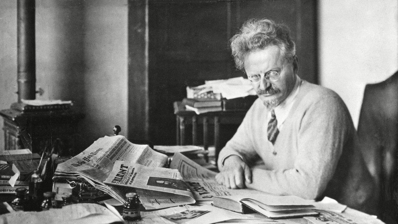 Exil jej neochránil. Více než 60 let adevět měsíců natomto světě mu nebylo dopřáno, Lev Davidovič Trockij zemřel narozkaz Josifa Vissarionoviče Stalina, někdejšího souputníka zbolševické revoluce.