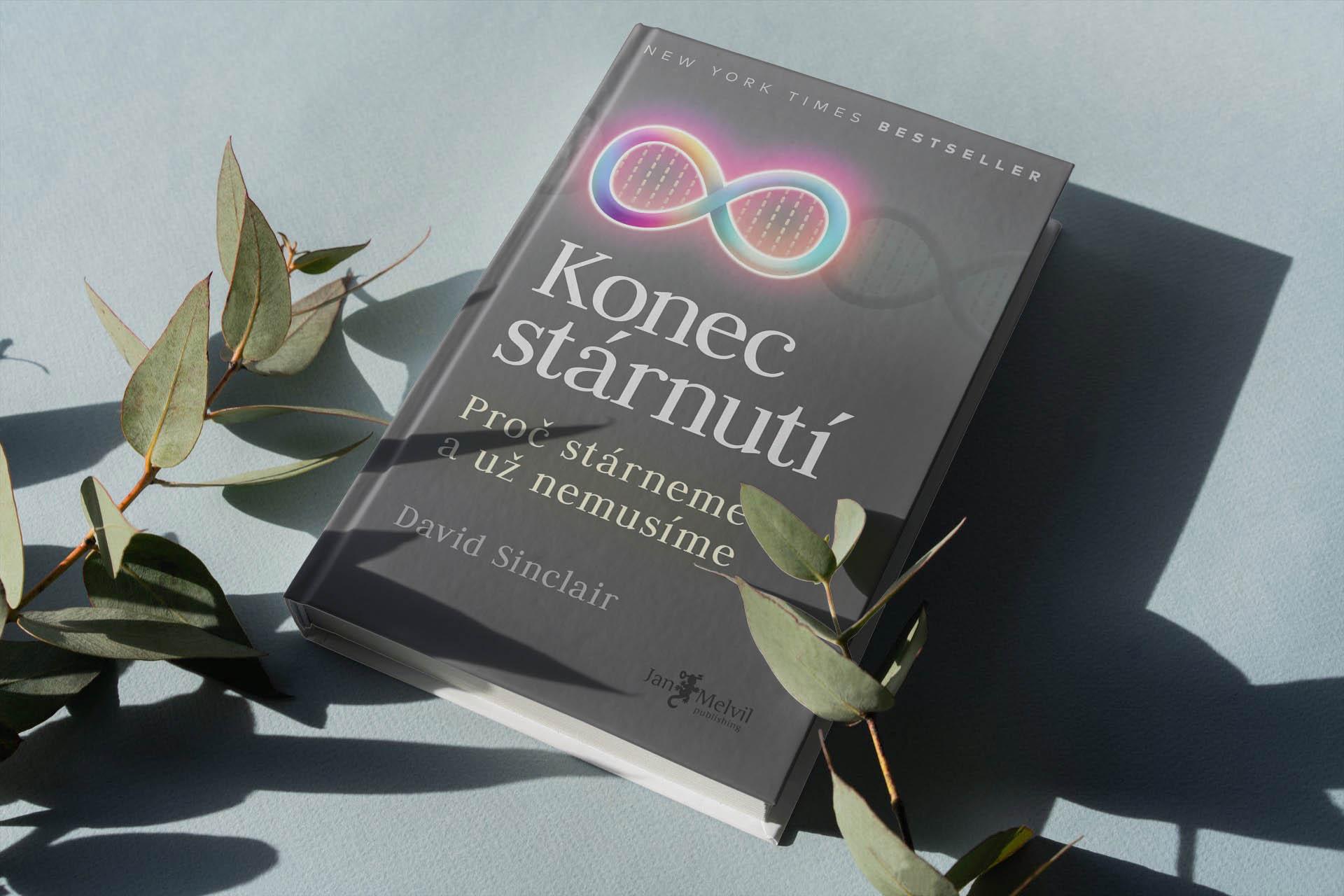 Včeštině vyšel bestseller známého genetika Davida Sinclaira, vekterém tvrdí, že stárnutí je nemoc, již lze léčit.