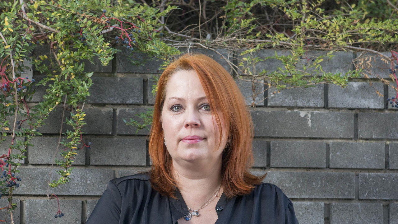 Klára Šplíchalová, výkonná ředitelka Fóra dárců